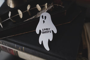 Ghostie Sticker