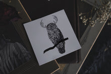 Load image into Gallery viewer, Nocturnal Temporary Tattoo