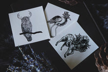 Load image into Gallery viewer, Creatures Tattoo Pack