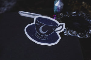 Cup of Stars Sticker