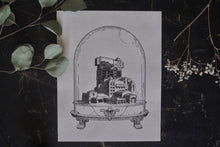 Load image into Gallery viewer, Tower of Terror: Houses of Horror | Art Print
