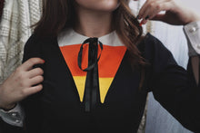Load image into Gallery viewer, 'Trick or Treat' Candy Corn Collar ©