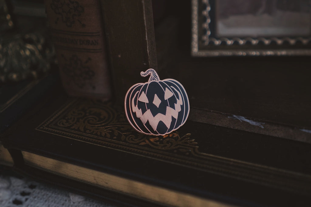 Haunted Hallows Enamel Pin