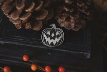 Load image into Gallery viewer, Haunted Hallows Enamel Pin