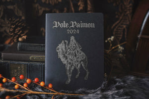 Vote Paimon 2024 Notebook