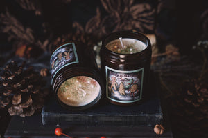 Waltz of the Sugar Cookies Candle