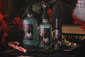 Spirits Summoned By Silver Bells For A Snowy Stroll Roll-On Perfume Oil