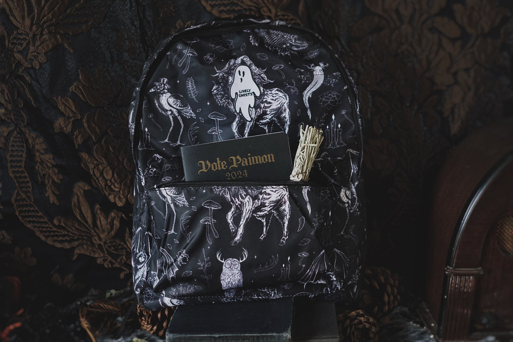 The Creatures Backpack
