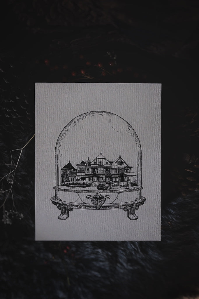 Winchester Mystery House: Houses of Horror | Art Print