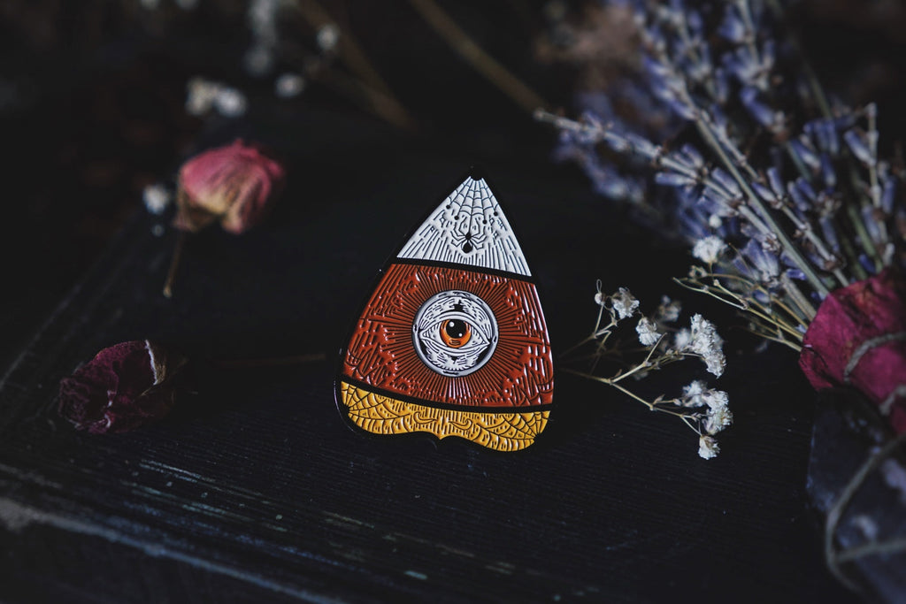 Sweet Talk Enamel Pin