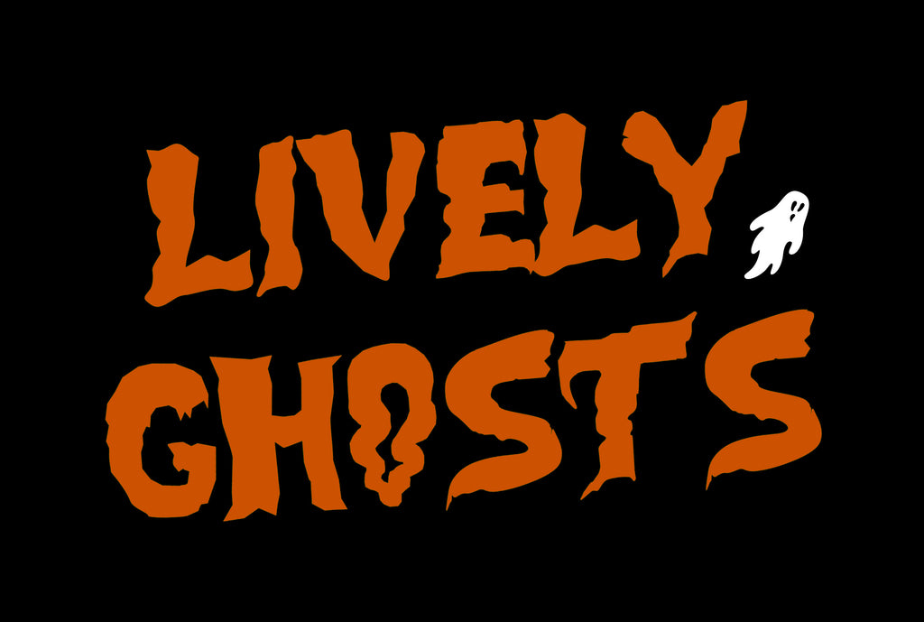 Lively Ghosts Gift Card