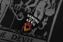 Load image into Gallery viewer, Dancing with the Devil Enamel Pin