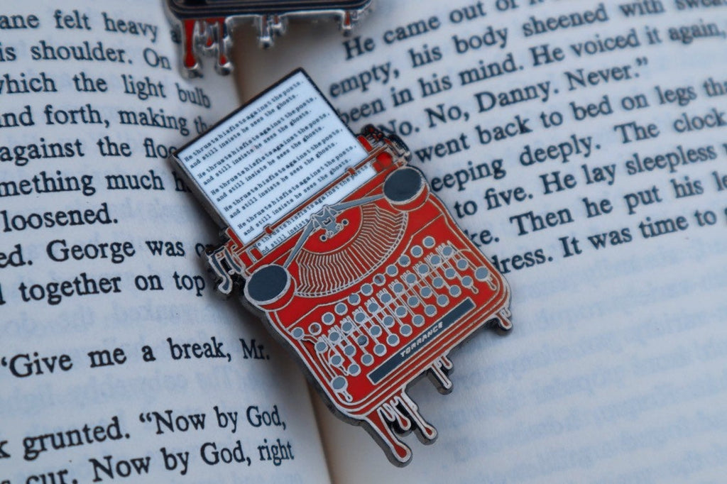 Stephen King Lovers Pin
