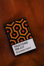 Load image into Gallery viewer, The Shining Carpet Pantone Inspired Enamel Pin
