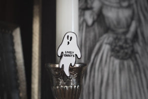 Lively Ghosts Ghostie Enamel Pin