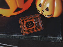 Load image into Gallery viewer, Watch the Magic Pumpkin Pin