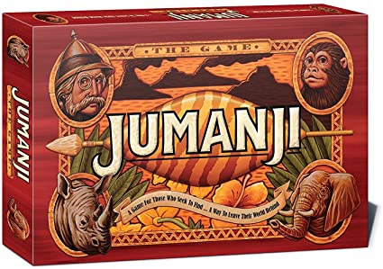 Jumanji , English Version / Import