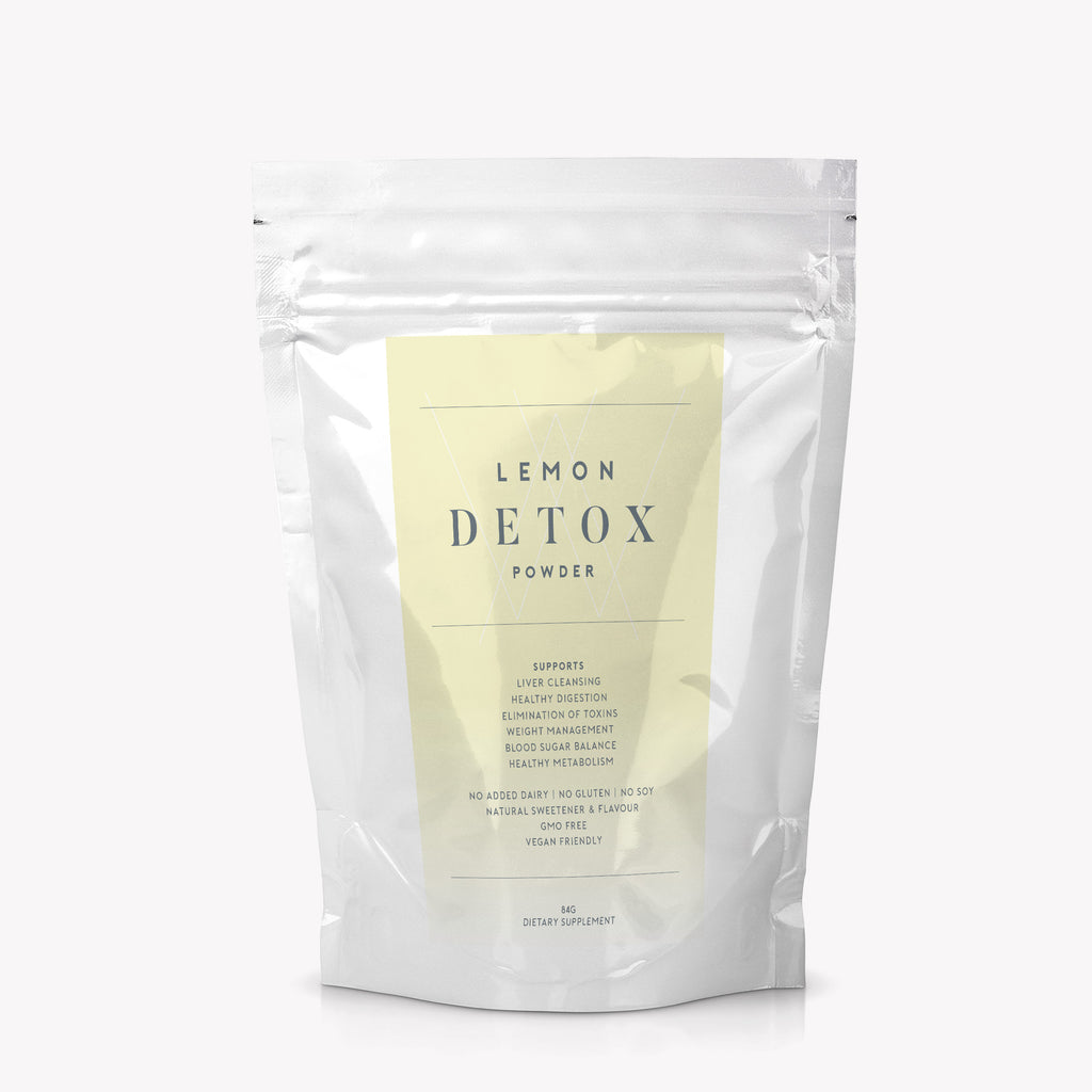 The Womens Protein Co - Detox Powder - pre order