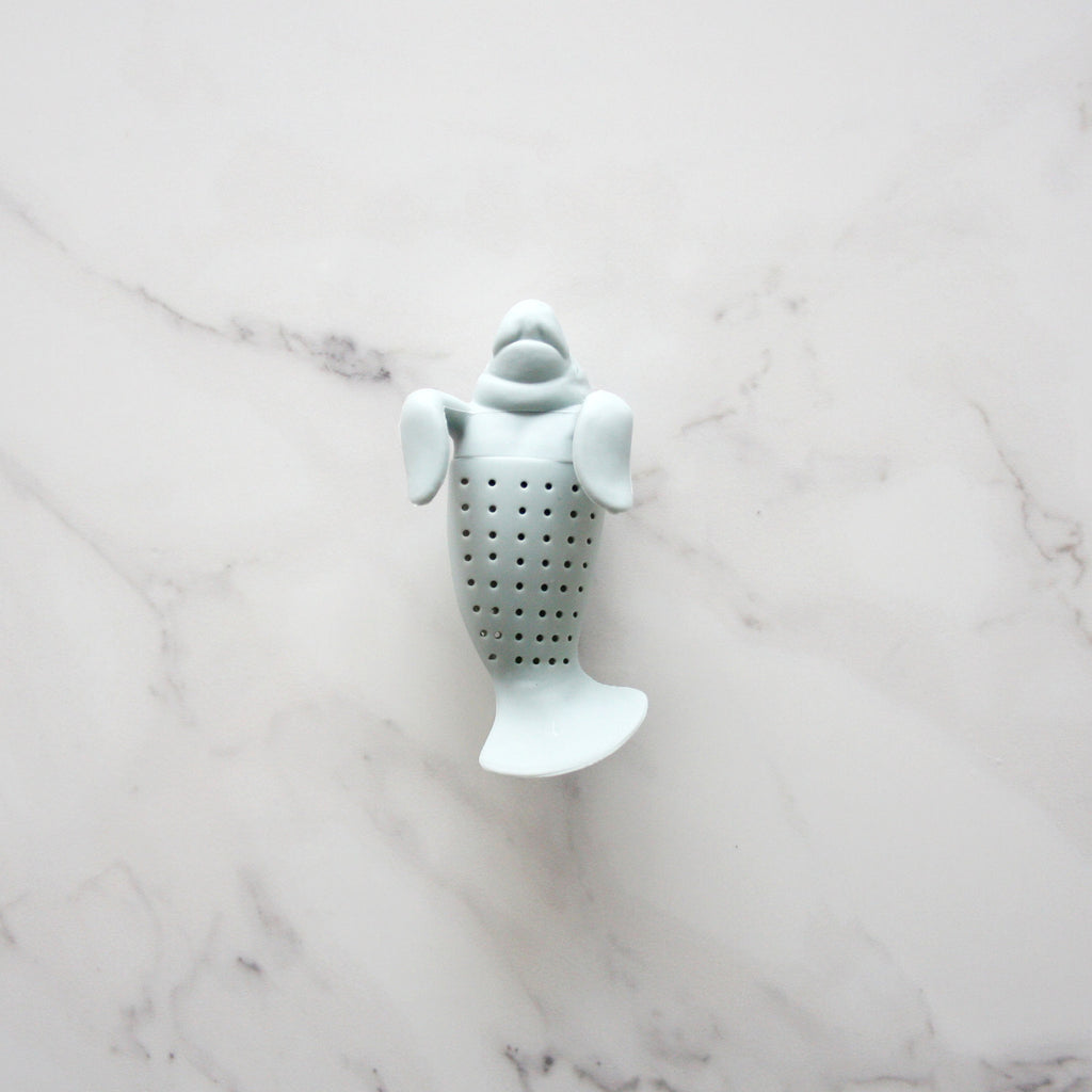 Manatee Tea Strainer