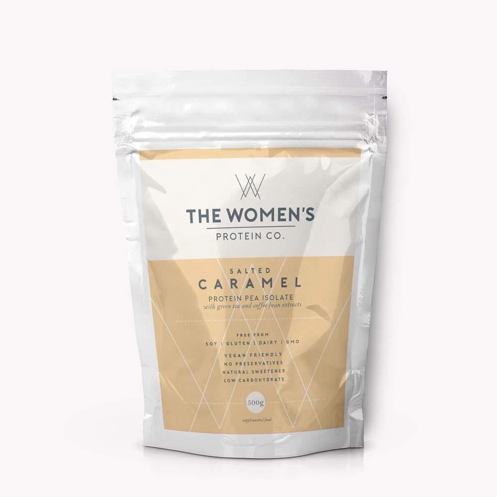 The Womens Protein Co - Salted Caramel