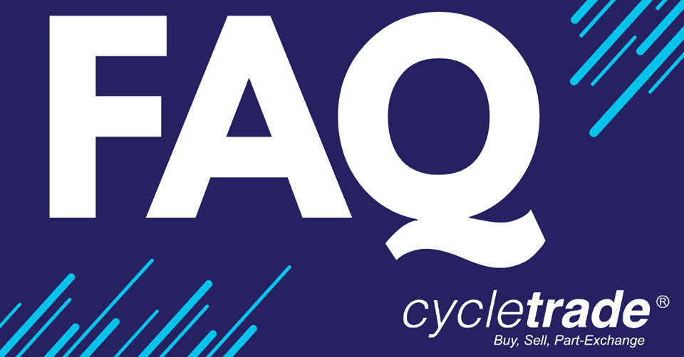 Cycletrade® | Our most frequently asked questions | Glasgow