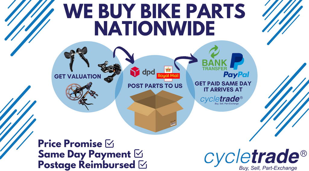 Where can I sell my bicycle parts in the UK?