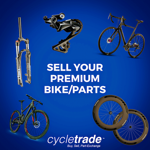 Sell your premium bike parts UK