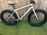 "FAT BIKE- Genesis Caribou 19""- Grade A/B (P/X Welcome)"