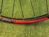 Lapierre 27.5 650B Disc Wheelset - 584x25C Thru Axle