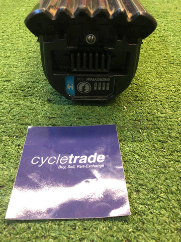 E-Bike Battery- Giant EnergyPak Li-Ion 500Wh 6 Pin- Grade B (Charger Not Included)
