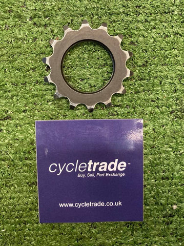 Track Cog - Steel 14T Single Fixed Gear Sprocket - Grade B