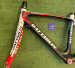 Road Frameset - Battaglin Pro Team Carbon Frameset Small 47cm - Grade B-