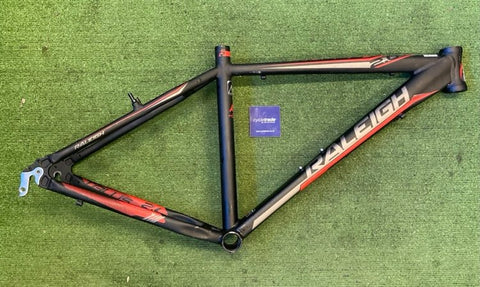 "MTB Frame - Raleigh Tallus 2.0 17"" Cantilever for 26"" Wheels - Grade B"