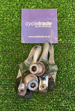 Pedals - Shimano Ulterga PD-6620 Clipless Silver - Grade C+