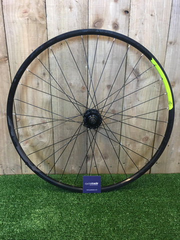 Disc Single Wheel- 700C Voodoo Gravel front QR- Grade B