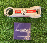 Stem - Deda 35 White/Red 100mm, 35mm Clamp - Grade B+
