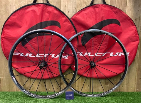 Road Wheelset - Fulcrum Racing 1 Shimano/Sram 11 - grade A
