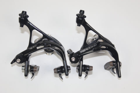 Road Rim Brake Calipers - Tektro Quartz Skeleton - Grade B