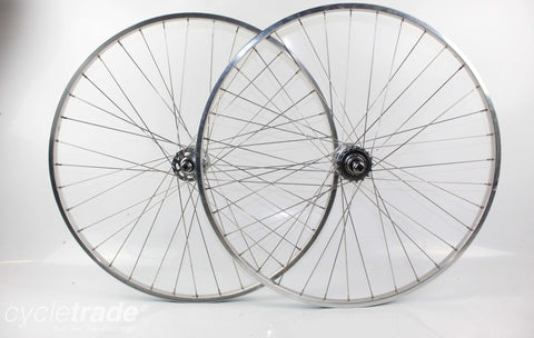 Fixie Wheelset- FlipFlop Single Speed Components 17T 700c Grade B+