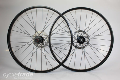 "MTB Wheelset- Norco 27.5"" Boost 141mm Disc 15x110mm Grade A-"