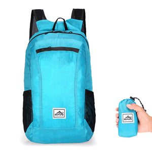 Ultralight 20L Waterproof  Foldable Backpack - roll4u
