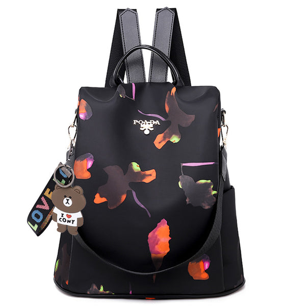 Fashion Anti Theft Women School Backpack - roll4u