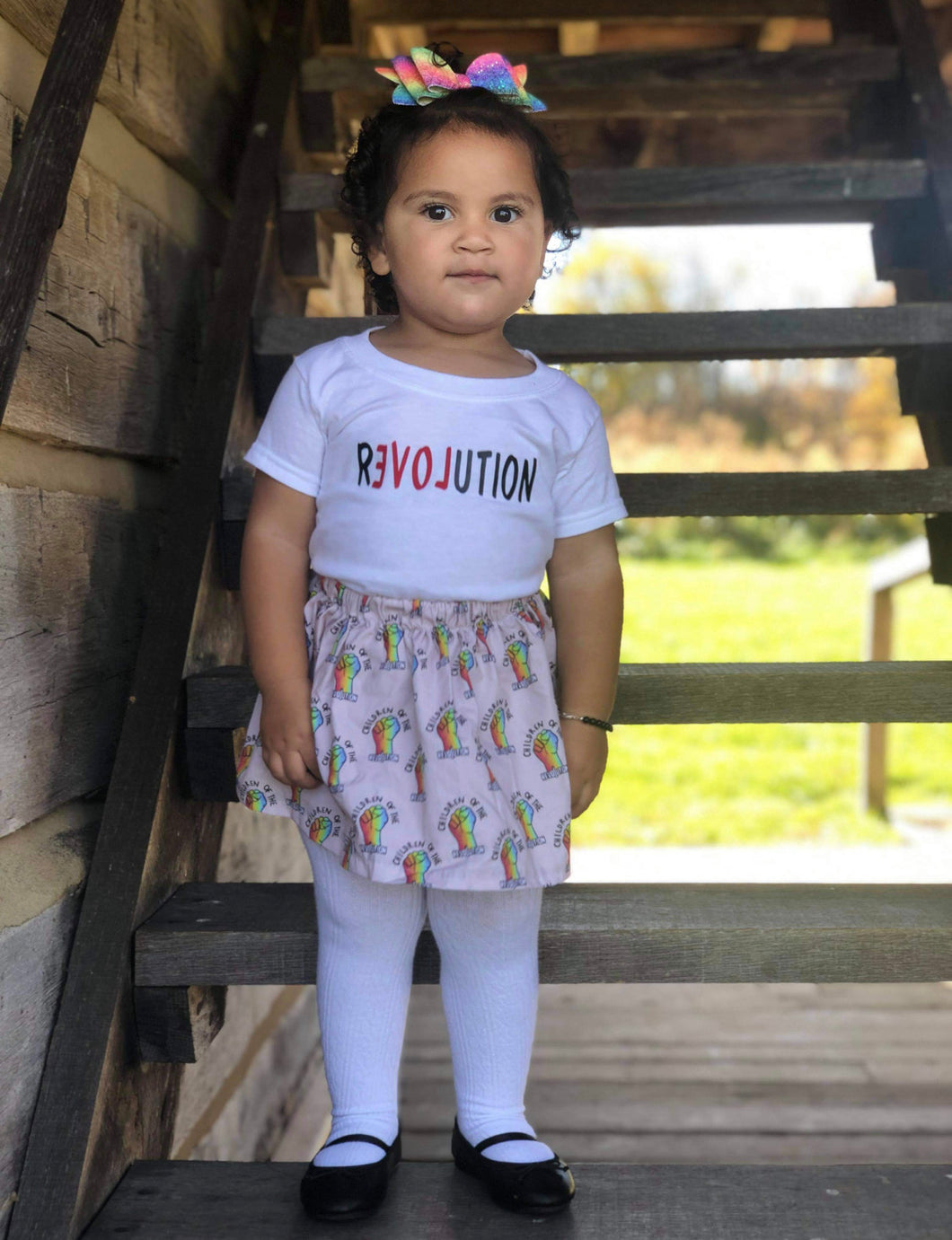 Children of the Revolution Skirt