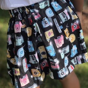 Future Photographer Skirt