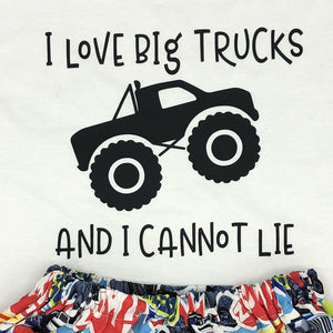 I Love Big Trucks and I Cannot Lie