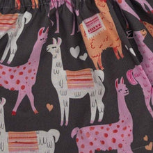Load image into Gallery viewer, Llama Love You Forever Skirt