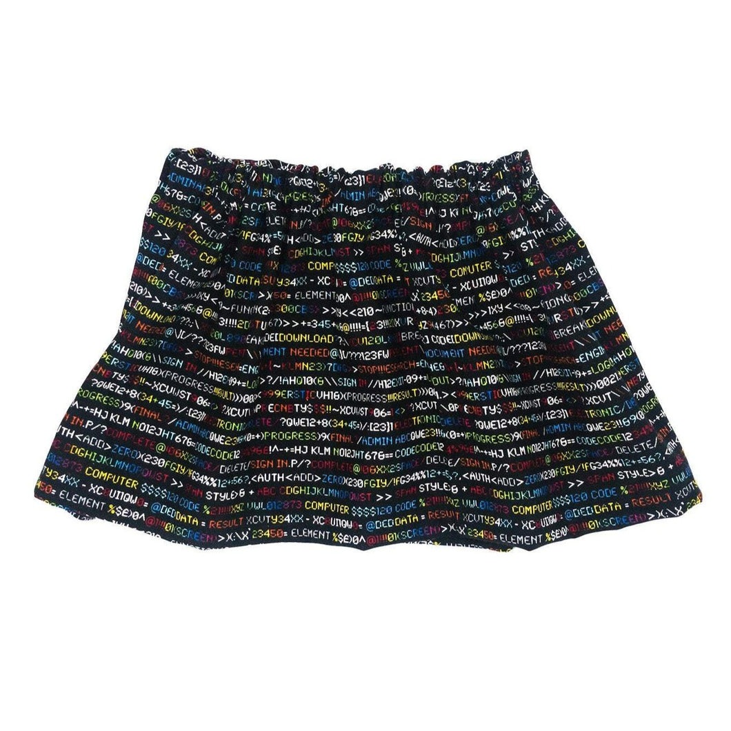 Future of Coding Skirt