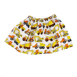 Construction Zone Skirt