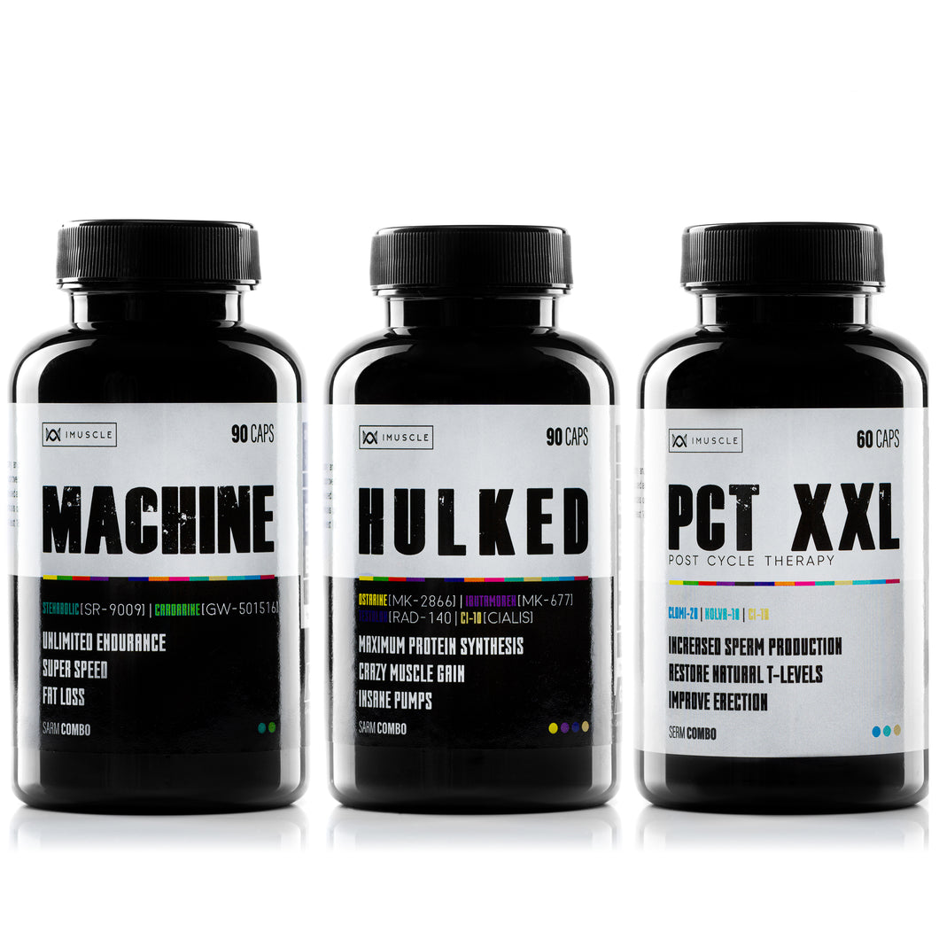 -40% OFF iMuscle COMBO MACHINE, HULKED, PCT-XXL