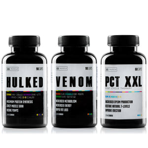 -40% OFF iMuscle STACK HULKED, VENOM, PCT-XXL